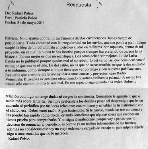 Esequibo - Noticias y  Generalidades - Página 30 Respuesta-Rafael-a-Patricia-Poleo