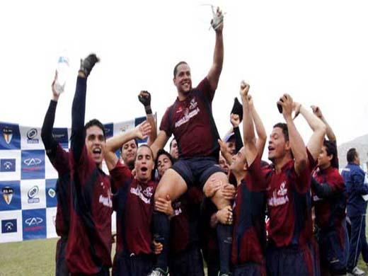 Rugby venezolano, Las Orquideas. - Página 4 Venezuela-campeon