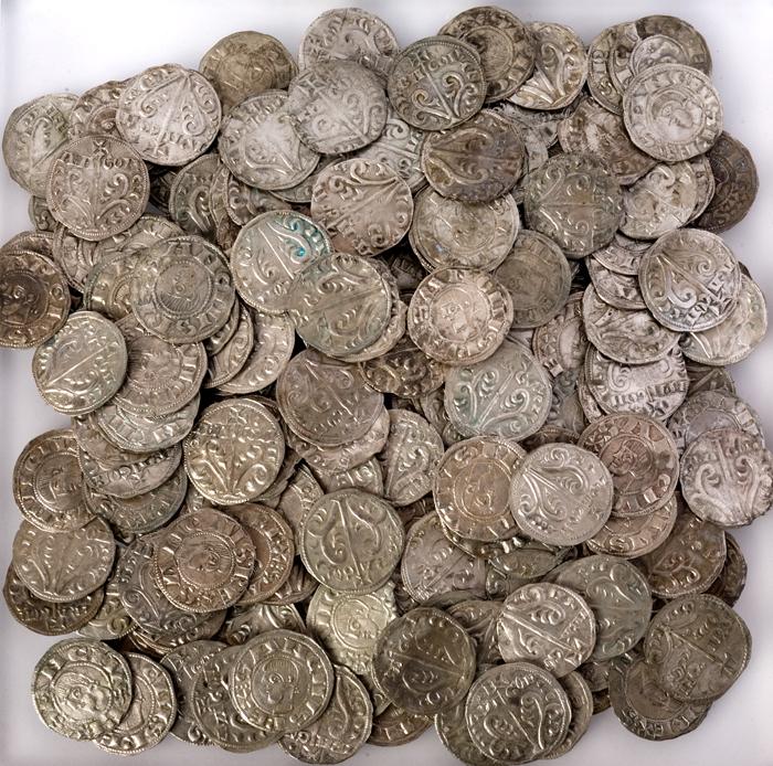 Dinero Sancho Ramírez (1063-1094). Jaca. Rey de Aragón y Pamplona.  05-dineros-de-vellon-sancho-ramirez