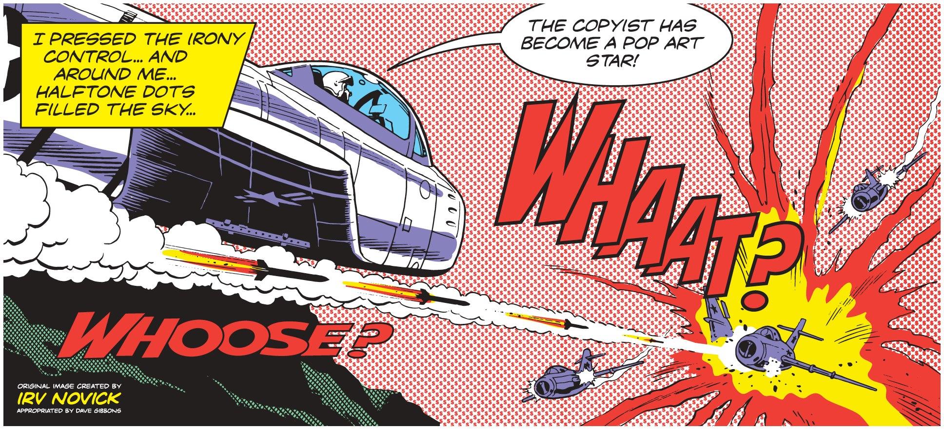 157-158 - [Debate] ¿Qué comics salieron en el mes que naciste? - Página 2 GibbonsWHAATBIG
