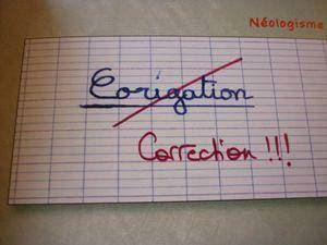 Les meilleures corrections de profs... Corec24
