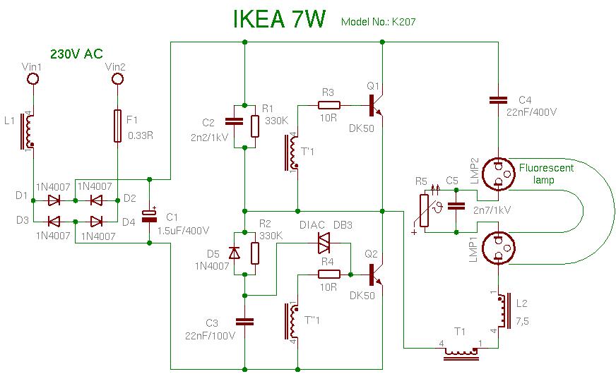 Electronique, récupération, réparation, maintenance, fabrication de compos - Page 4 Ikea7w