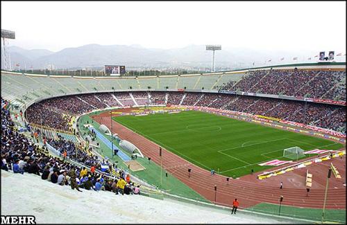 Estadio Azadi, Iran Azadi-stadium-Tehran