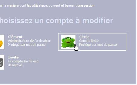 Interdire l'exécution d'un programme - Windows XP Interdireprog1