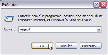 Interdire l'exécution d'un programme - Windows XP Interdireprog3