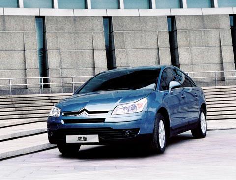 [Citroën] C4 Sedan 1_1