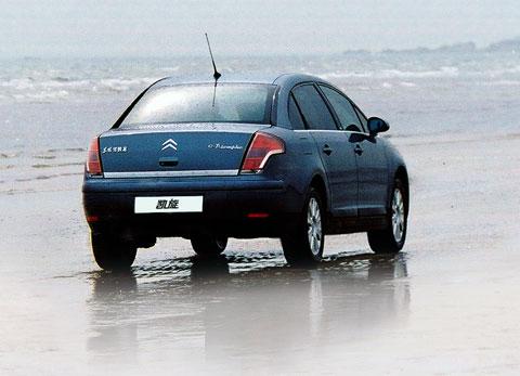 [Citroën] C4 Sedan 4