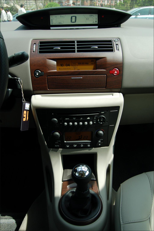 [Citroën] C4 Sedan 060510kx04
