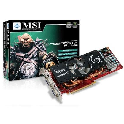 PC parts for sale, all for $350, P45 mobo, 4g ram, 9800gtx+, 600w psu MSI_GTX__02