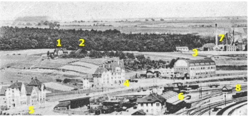 Bilder-Thread Siegelberg von 1900 bis 1950 GutGaedertz1916