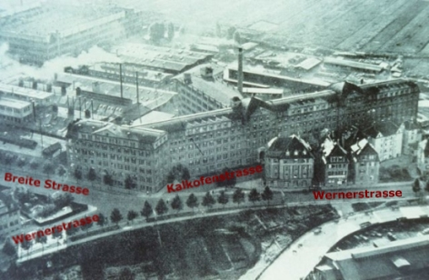 Bilder-Thread Siegelberg von 1900 bis 1950 WohnhaeuserWernerstrasse2