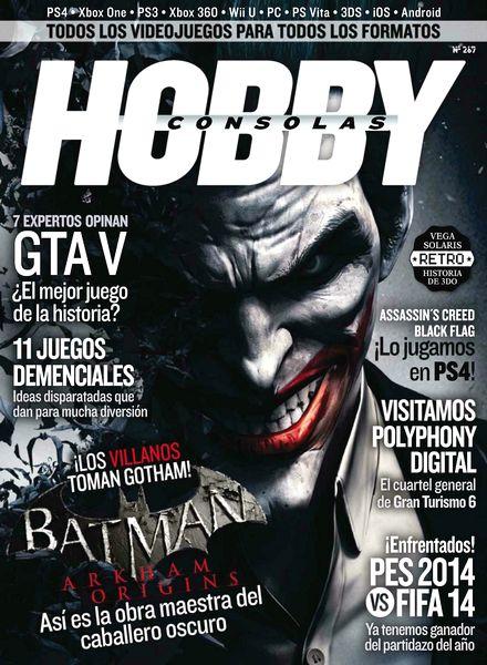 Hobby Consolas España – Issue 267, 2013 Hobby-Consolas-Spain-Issue-267-2013
