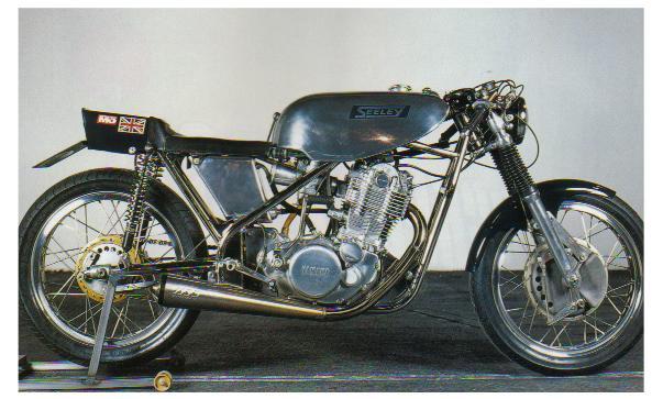 500 SR Café Racer SeeleyUmb.
