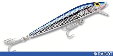 La pêche à la traîne - Le choix des leurres Ltd1908_450