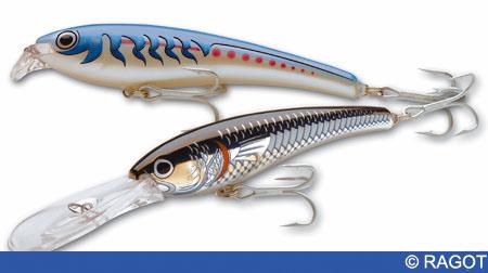 La pêche à la traîne - Le choix des leurres Lte1908_450