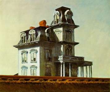 Phantom Manor (1992) - Page 30 Hopper_House_by_the_Railroad_1926_300