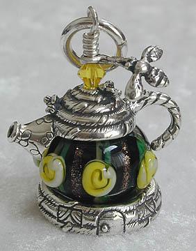 اباريق شاي عجيبة Teapot_beehive