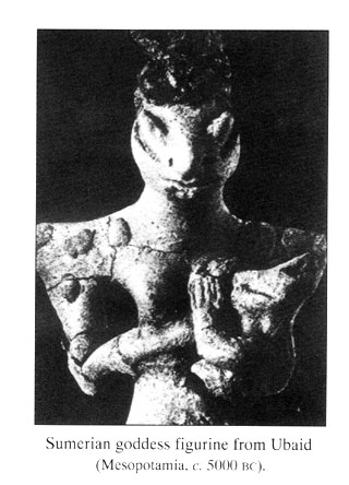 Where's the proof the Anunaki are Reptilians? Who said that, why and what is their agenda? Ubaid-SumerQn