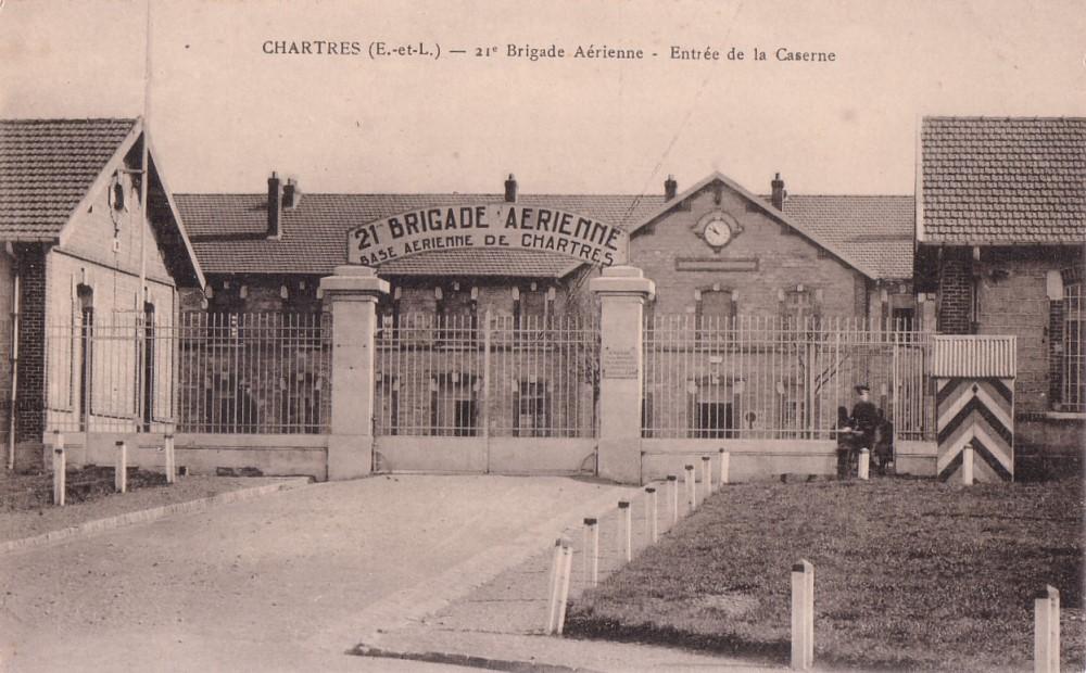 Quartier d'Aboville ( 22e Régiment d'Aviation ) 6839