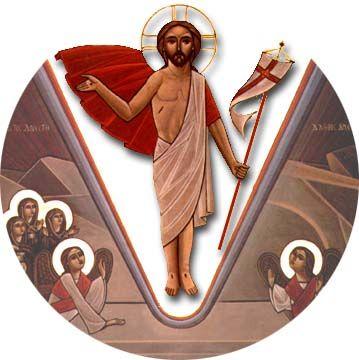 المسيح قام بلغات مختلفه Easter3