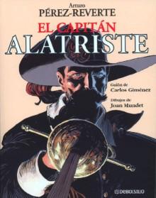 Arturo Pérez Reverte Comicalatriste_med