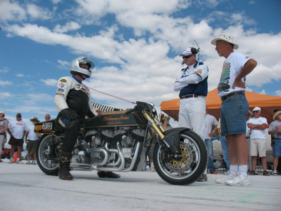 Performance Indian twin Scout Bonneville racer Twin-Bonn%202012%2001