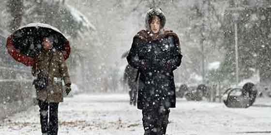 Lluvia,Frío,Viento,Nieve Frio