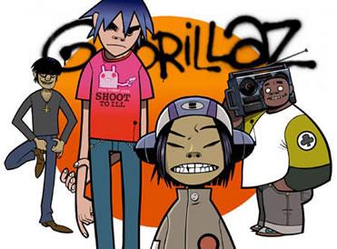 [Musique] Gorillaz Gorillaz2