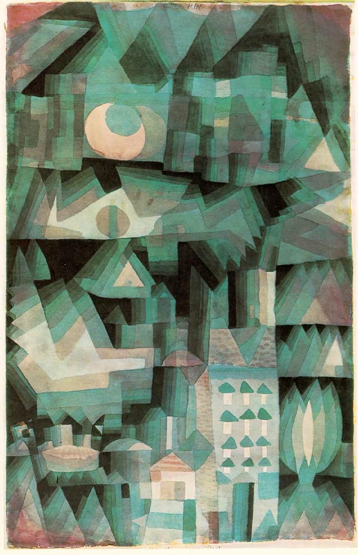 Paul Klee Klee.dream-city