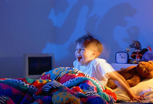 Childhood Nightmare or Past Life Memory? Nightmare