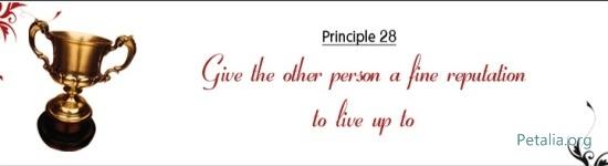 30 nguyên tắc vàng đối nhân xử thế của Đắc nhân tâm 28