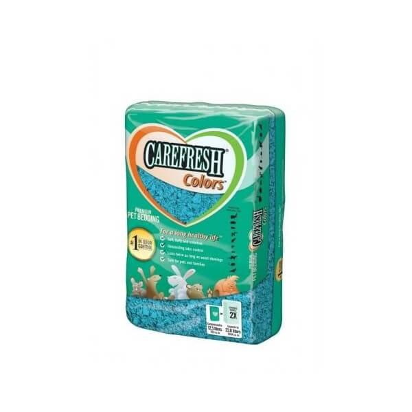 Vente & don litière Carefresh et mélange de graines maison Carefresh-litiere-couleur