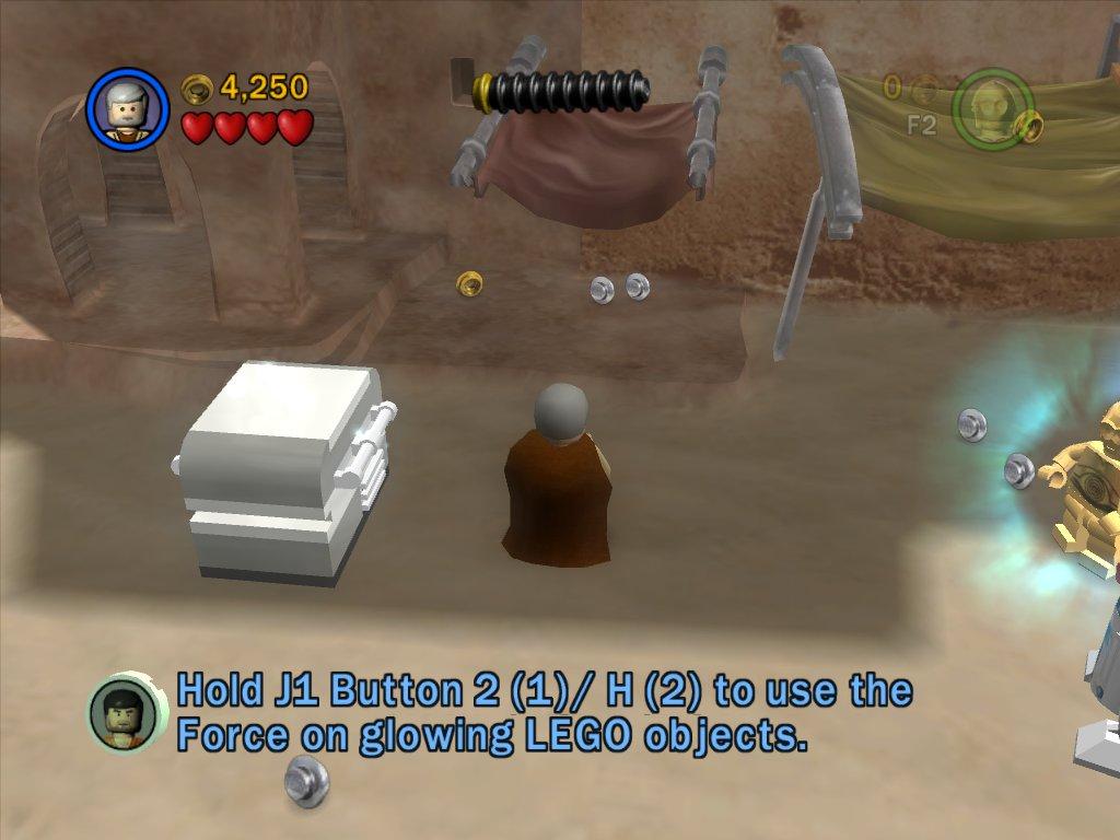 Lego Star Wars LegoStarWars2