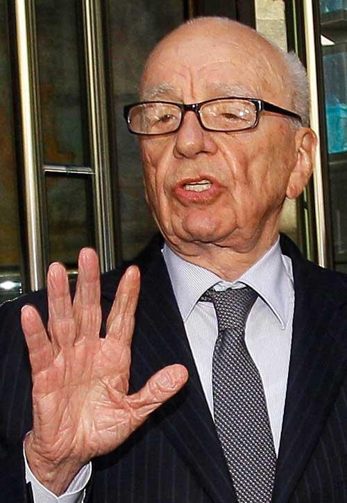 RUPERT MURDOCH - Chairman & CEO of News Corporation Murdoch051711