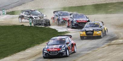 Loeb se aburrio de ganar en rally, ahora se divierte en Rallycross Rallycross-Seb-Loeb-v5