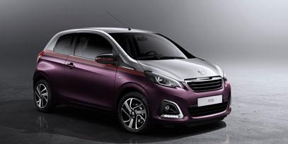 Nuevo Peugeot 108: ¡todo expresividad! 108dual
