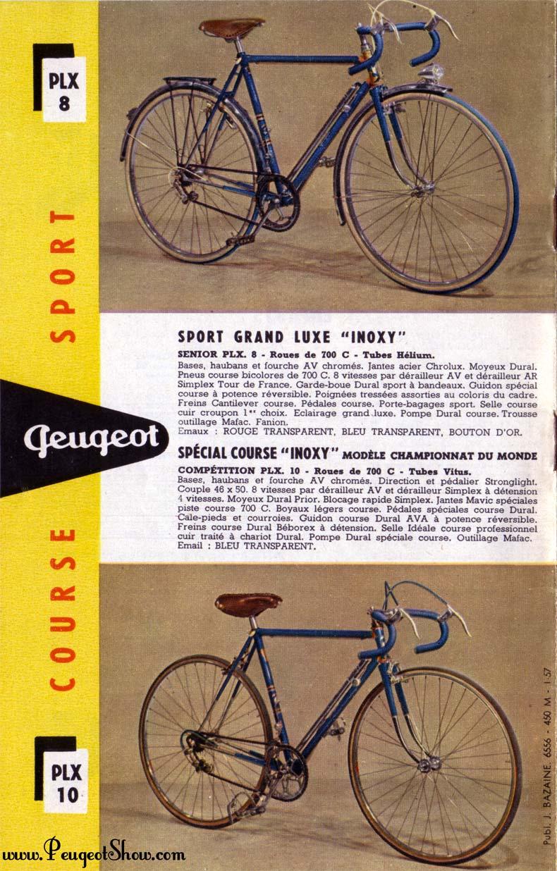 Cadre course peugeot 1957_8