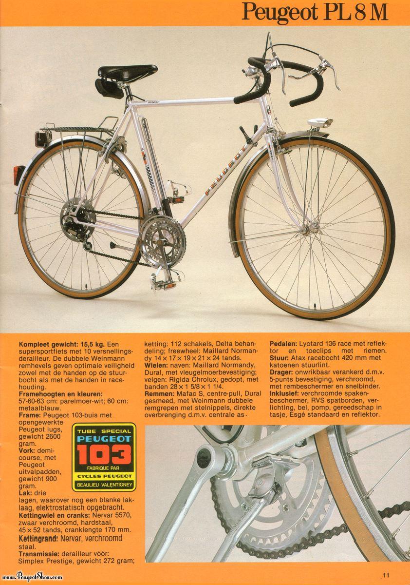 """Documents Peugeot 103 """"record du monde"""" 1980nl_11"""