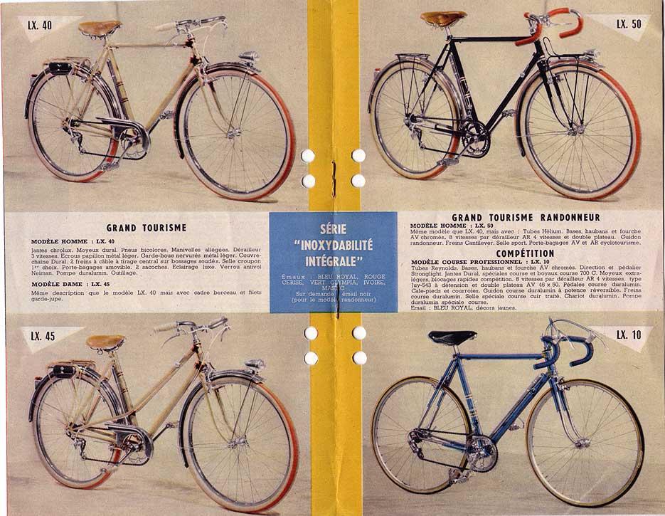 Peugeot PHX 50 année 1954 - Page 2 1958_3