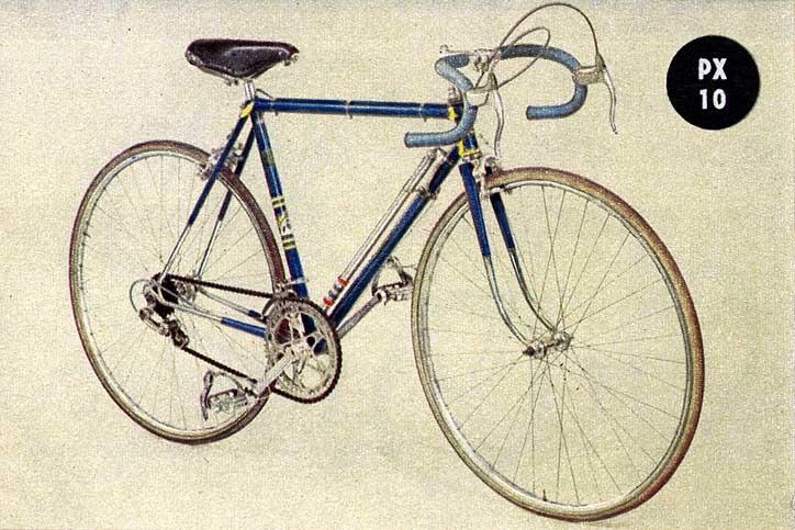 Peugeot LX 10 de 19?? 1959PX10