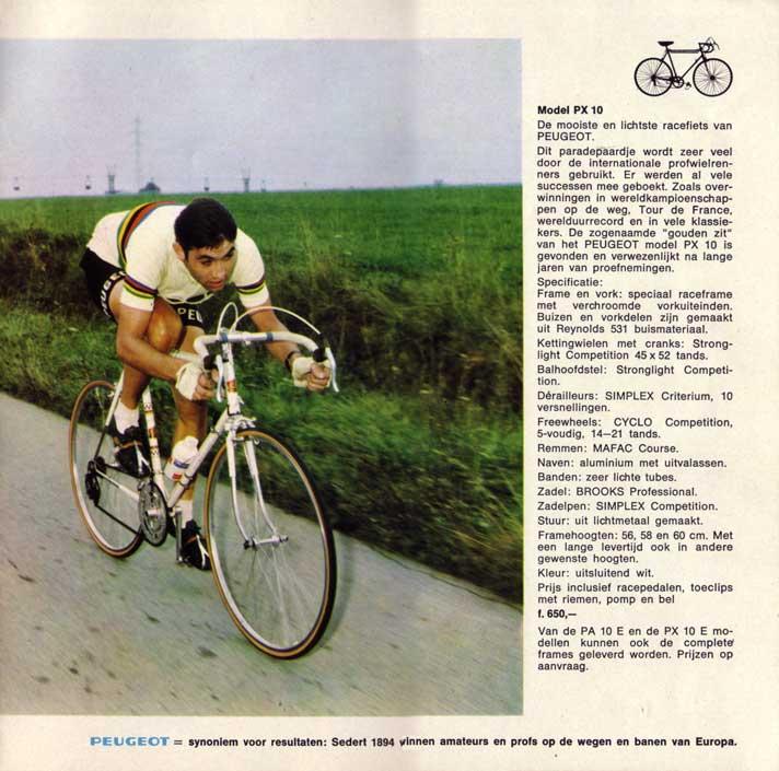 Peugeot PX10, années 60 (?) 1969_5