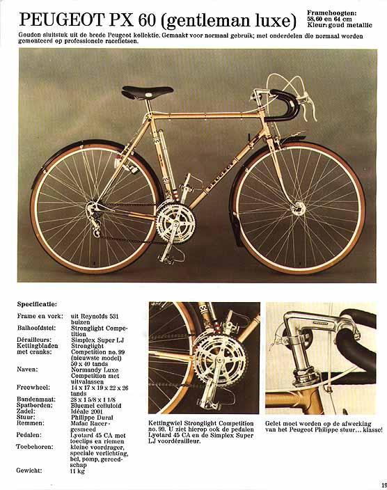Peugeot des années 70 ; qui connaît le modèle ? 1974px60