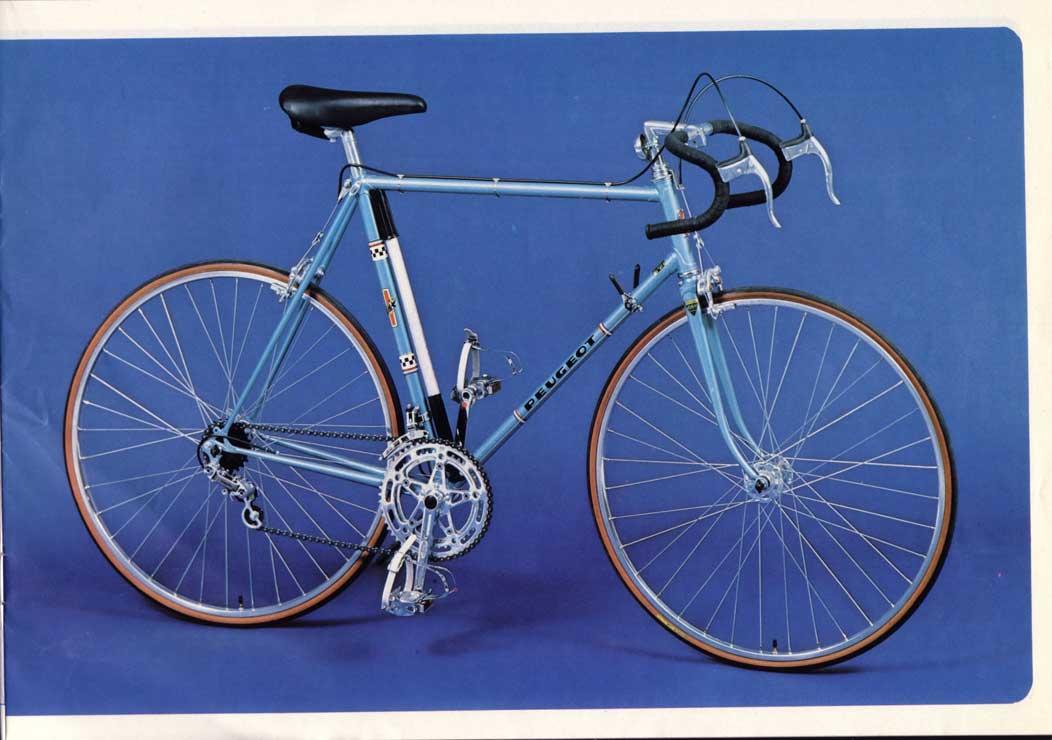 Vélo peugeot reynolds  1978_5