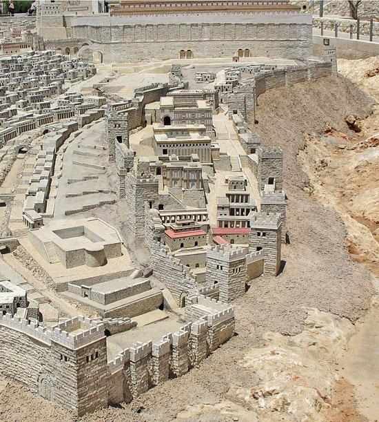 КРЕСТ - символ жизни или смерти (продолжение 1) - Страница 3 Herod_temple_5