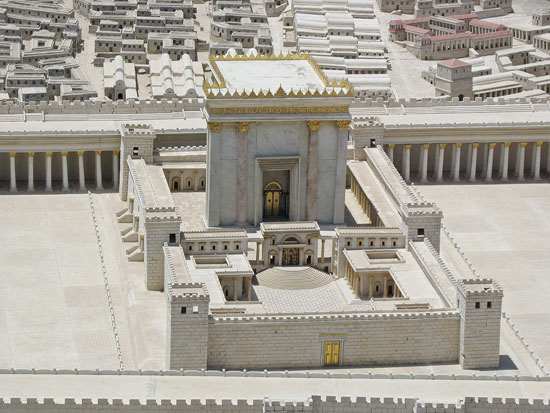 КРЕСТ - символ жизни или смерти (продолжение 1) - Страница 3 Herod_temple_6