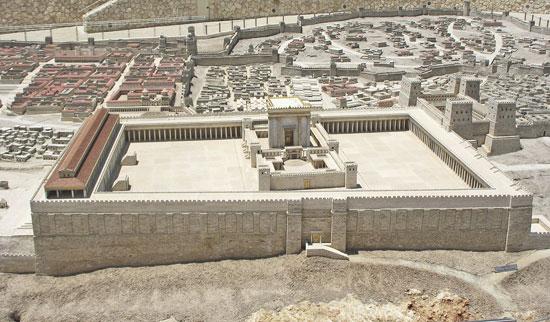 КРЕСТ - символ жизни или смерти (продолжение 1) - Страница 3 Herod_temple_7
