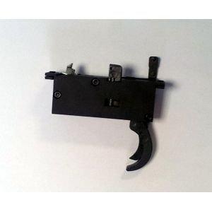 Bloc détente Type 96 métal fait maison  WELL-Bloc-Gachette-Metal-L96