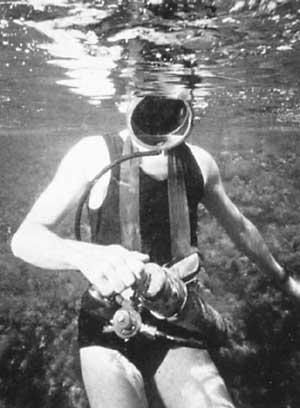 omega - 1937 une Omega Marine a 135 metres de fond !!! (suite) Scuba-leprieur
