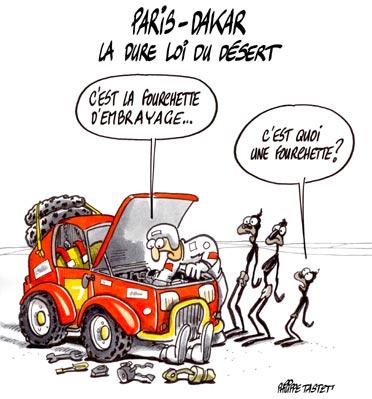 humour en images II - Page 9 La-dure-loi-du-desert