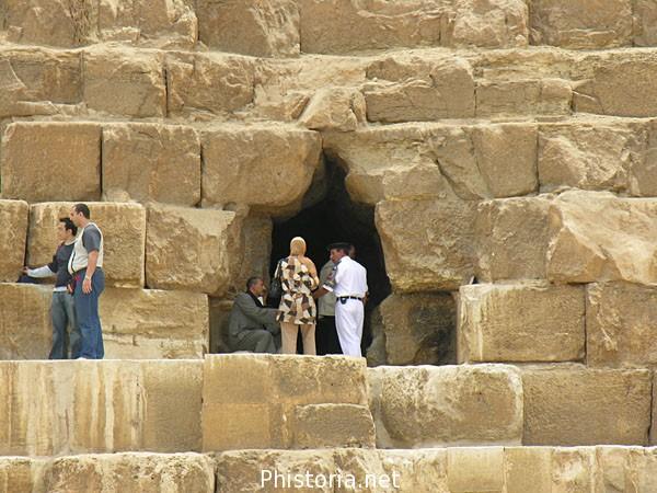 La gran Pirámide de Egipto, podría no ser una pirámide. Foto-722_b